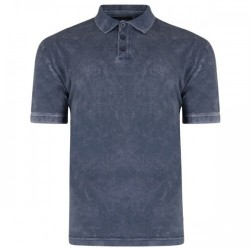 POLO ACID WASH NAVY